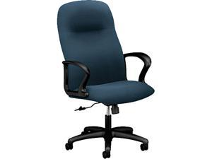 HON H2071.H.CU90.T Gamut Series Executive High-Back Swivel/Tilt Chair, Cerulean
