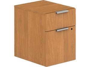 HON VMP20XC Voi Mobile Box / File Pedestal, 15-3/4w x 20-11/16d x 21-7/16h, Harvest