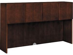 HON HON Arrive Wood Veneer Series VW707XZ9FF Arrive Wood Veneer Stack-On Storage, 71-7/8w x 15-7/8d x 42h, Shaker Cherry