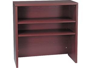 HON 10500 Series 105292NN Bookcase Hutch, 36w x 14-5/8d x 37-1/8h, Mahogany