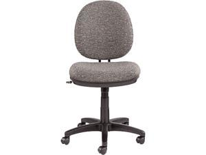 Alera Interval Swivel IN4841 (ALEIN4841) Tilt Task Chair, 100% Acrylic with Tone-On-Tone Pattern, Gray