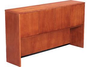 Alera Verona Veneer Series ALERN266615CM Verona Veneer Series Storage Hutch With 4 Doors, 66w x 15d x 36h, Cherry