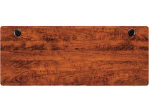 Alera ALEVA72RE6024MC Valencia Series Table Top, Rectangular, 60w x 24d, Medium Cherry
