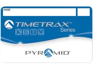 Pyramid 41303 Swipe Card Badges for TimeTrax Time & Attendance Systems 26-50