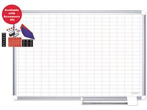 Mastervision MA0392830A Grid Planning Board