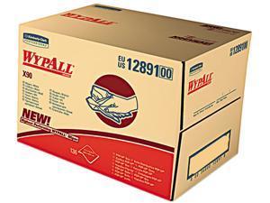Kimberly-Clark Professional KCC 12891 WYPALL X90 Cloths BRAG Box