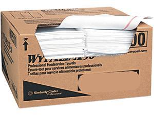 Kimberly-Clark Professional KCC 06053 WYPALL* X50 Foodservice Wipers - 200 Sheet(s)/Case