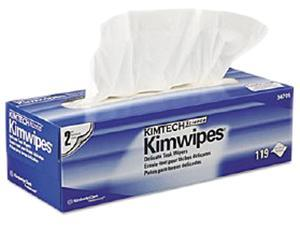 Kimberly-Clark Professional KCC 34705 KIMTECH SCIENCE* KIMWIPES* Delicate Task Wipers - 1785 Wipes/Case - 2 Ply