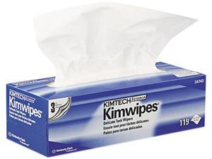 Kimberly-Clark Professional KCC 34743 KIMTECH SCIENCE* KIMWIPES* Delicate Task Wipers - 1785 Wipes/Case - 3 Ply
