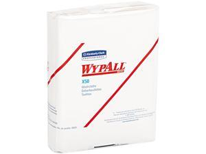 Kimberly-Clark Professional KCC 35025 WYPALL* X50 Wipers - 832 Sheet(s)/Case