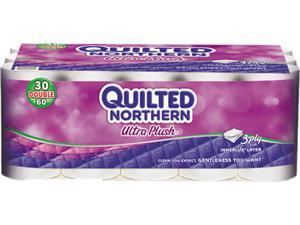 Georgia Pacific 872365 Quilted Northern Ultra Plush Bathroom Tissue