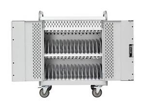 Bretford Basics MDMLAP30BP 30-Unit Netbook/Laptop Computer Cart