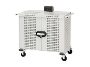 Bretford Basics MDMLAP30 30-Unit Netbook/Laptop Cart