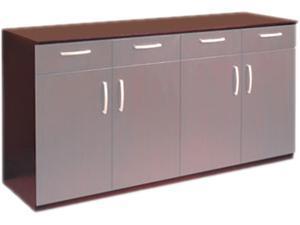 Mayline VBCZBMAH Corsica Series Buffet Credenza Cabinet