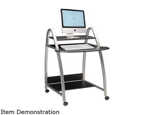 Mayline 971ANT Eastwinds Arch Computer Cart, 31 1/2 w x 34 1/2 d x 37h, Anthracite