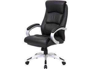 Boss Office Product B8981-BK Executive Chairs