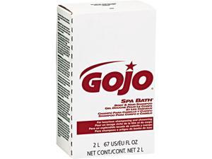 Gojo GOJ 2252 SPA BATH Body & Hair Shampoo