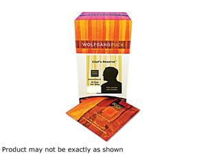 Wolfgang Puck 016431 Coffee Pods, Reserve, 18 per box
