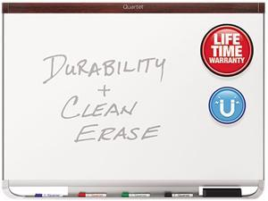 Quartet P557MP2 Prestige 2 DuraMax Porcelain Magnetic Whiteboard