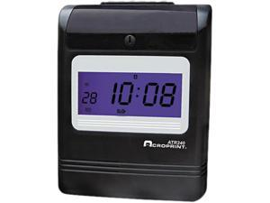 Acroprint 01-0270-001 ATR240 Top Loading Electronic Time Clocks