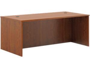 BL Laminate Series Rectangular Desk Shell Medium Cherry