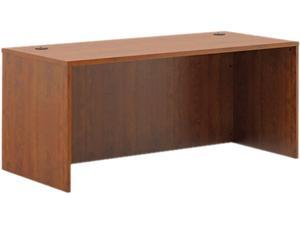"By HON BL2102 Desk Shell  66"" Wide x 30"" Deep - Medium Cherry"