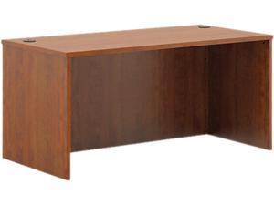 "By HON BL2103 Desk Shell 60"" Wide x 30"" Deep - Medium Cherry"