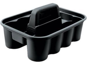 Rubbermaid Commercial RCP 3154-88 BLA Deluxe Carry Caddy, Black