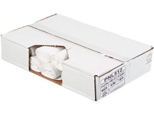 Inteplast Group PNL512 Linear Low Density Can Liners, 33 x 39, Black, 150/Carton, 1 Carton