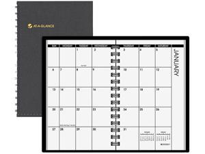 AT-A-GLANCE 7012105 Monthly Pocket Planner
