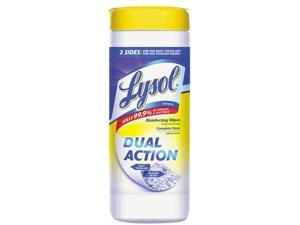 Lysol 19200-81143 Citrus Disinfecting Wipes, 7 x 8, 35/Canister