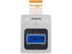 uPunch HN3000 Electronic Punch Card Time Clock