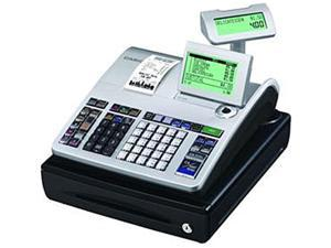 Casio PCR-T500 Electronic Cash Register w/ 10-Line LCD Display