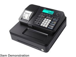 Casio PCR-T285-BK Entry Level Cash Register