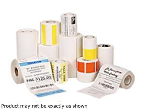 "Zebra 10015343  Label Paper 2.25x4in Direct Thermal Z-Select 4000D - 2.25"" Width x 4"" Length - 12 / Roll - 700/Roll - Paper, Acrylic - Direct Thermal - White"