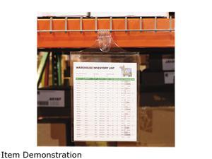 C-Line 78912 - Magnetic Hanging Shop Ticket Holders, Clear, 12 x 9, 15/Box