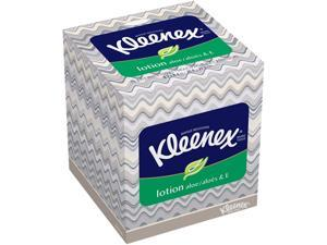 Kleenex Soothing Lotion Tissue