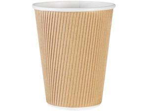 Genuine Joe 11260CT Ripple Hot Cups