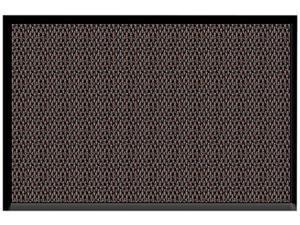 Guardian UG040604 UltraGuard Indoor Floor Mat, 48 x 72, Charcoal