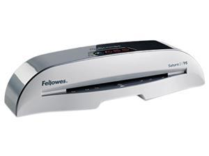 "Fellowes Saturn SL-95 Laminating Machine, 9-1/2"" x 5 Mil Maximum Document Thickness"
