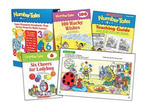 Number Tales, 16 books/16 pages and Teaching Guide