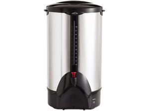 Coffee Pro CP100 100-Cup Percolating Urn, Stainless Steel