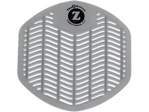 Impact 1495 Z-Screen Deodorizing Urinal Screen, Fresh Blast, Smoke, 12/Box