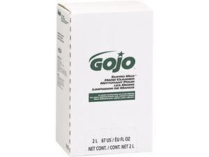 GOJO 7272-04 Supro Max Hand Cleaner, 2000ml Packets