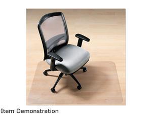 Deflect-o CM2G142PET Environmat PET Chair Mat, 36w x 48l, Clear