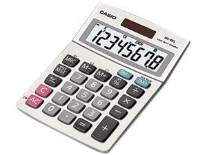 Casio MS-80S MS-80S Tax and Currency Calculator, 8-Digit LCD