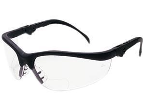 Crews K3H15 Klondike Magnifier Glasses, 1.5 Magnifier, Clear Lens