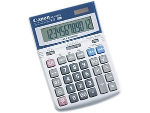 Canon USA 7438A023AA HS1200TS Minidesk Calculator, 12-Digit LCD