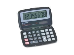 LS555H Handheld Foldable Pocket Calculator, 8-Digit LCD