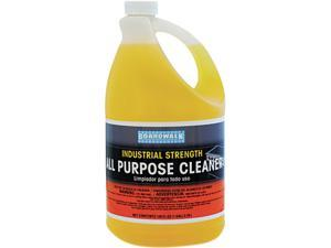 Boardwalk 342-4 All-Purpose Cleaner, Lemon, 1 Gallon Bottle
